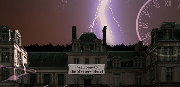 ミステリーホテル 写真